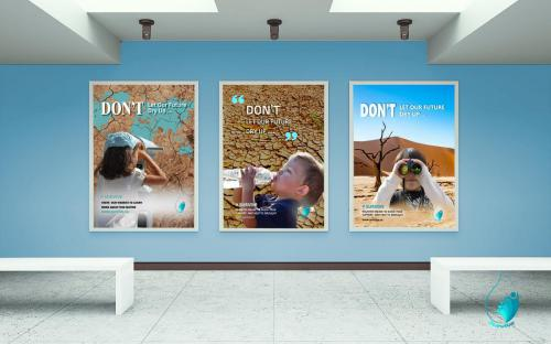 3 posters